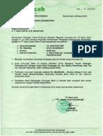 Dukungan Bank Mus Paya Ketengga