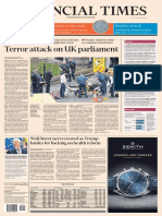Financial Times USA 23 March 2017
