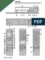 Panasonic Nv-fj603 Fj604 Fj606 Fj611