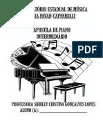 Apostila Intermediário Piano