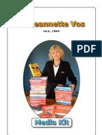 Dr Jeannette Vos the Learning Revolution