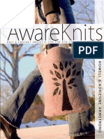 AwareKnits Knit and Crochet Projects for the EcoConscious Stitcher