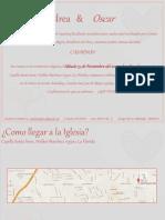 Matrimonio Andrea y Oscar - 15 Nov 2014