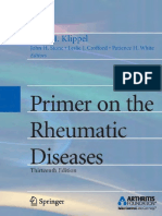 Primer on the Rheumatic Diseases 13th Copia