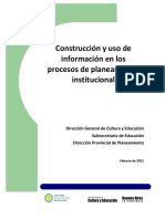 Documentos de trabajo educativos