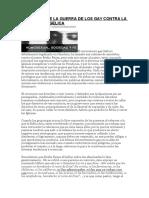 EL PELIGRO DE LA GUERRA DE LOS GAY CONTRA LA IGLESIA.doc