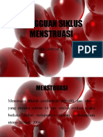 Kel 5 a Gangguan Siklus Menstruasi