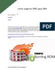 Como Converter Arquivos NRG Para ISO