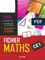 PDF Fichiers Maths Ce1 Pages Types