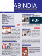 Nabindia Newsletter April 2010