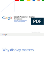 Google Academy - Display Preso