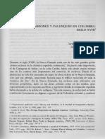 Cimarrones y Palenques en Colombia - McFarlane Anthony