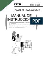 Manual Maquina