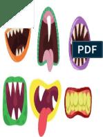 Bocas Monstruos Compilacion