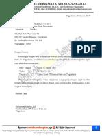Contoh Surat Undangan Rapat Perusahaan