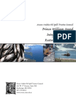 2008 Exxon Valdez Oil Spill Integrated Herring Restoration Plan
