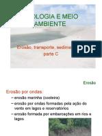 2-1 - Erosão, Transporte, Sedimentação C