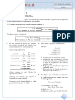 Repartidos Matemática II 2016