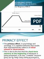 primacy recency theory1a