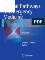 Clinical Pathways in Emergency Department