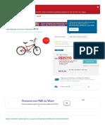 Bicicleta Aro 20 Monark BMX - Aro 20 No Extra.com
