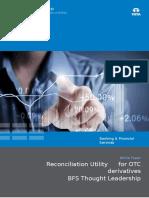 Reconciliation Utility Otc Derivatives 0514 1