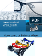 virtual realty and HaverBoard ppt