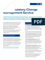 Gft Factsheet Regulatory Change Management Service En
