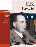 CS LEWIS 2nd Edition - Who Wrote That