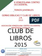 Club de Libros 2015