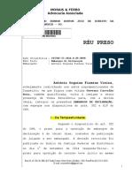 EMBARGOS DE DECLARAÇÃO - Antônio Firmino