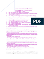United Parcel Service Summary