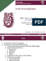 Diseño de Filtros Digitales