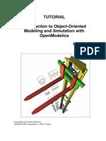 OpenModelica Tutorial