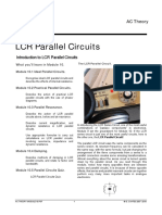 Lcr Parallel Circuits