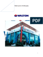 Business Process of Walton Group