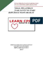 Proposal Pengabdian Masyarakat-Pelatihan BHD Awam 2017