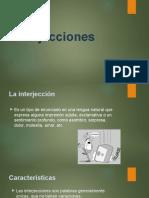 Interjecciones-Redaccion