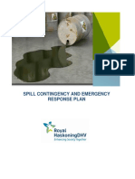 Appendix E2 - Spill Contingency Plan