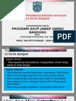 Expose Wakil Walikota Banjar