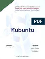 Trabajo de Las Kubuntu
