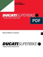 Ducati 749 S D 2005 Manual de Reparatie Www.manualedereparatie.info