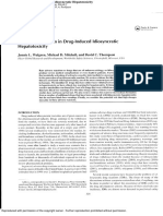 Role of Metabolism in Drug-Induced Idiosyncratic Hepatotoxicity