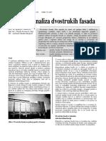 100 06 Termicka Analiza Dvostrukih Fasada