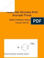 44100_KFA II 06 Reaktivitas Amin Aromatik Primer