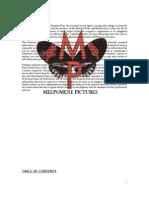 Melpomene Pictures - Plan