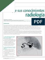conocimientos radiologia
