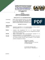309485143 Sk Kebijakan File Kepegawaian