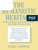 The Humanistic Heritage -Critical Theories of the English Novel from James to Hillis Miller