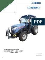 BA TG6xxx ISEKI user manual